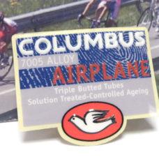 0258 Columbus XLR8R Bicycle Frame Sticker Decal