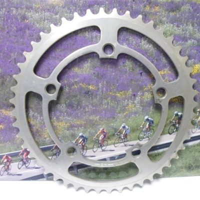 SR Apex chainring BCD118 from the very early 80's