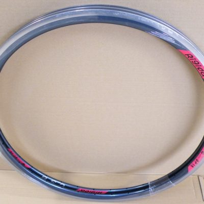 Rigida CSB DP18 clincher rims , one pair. 32 holes