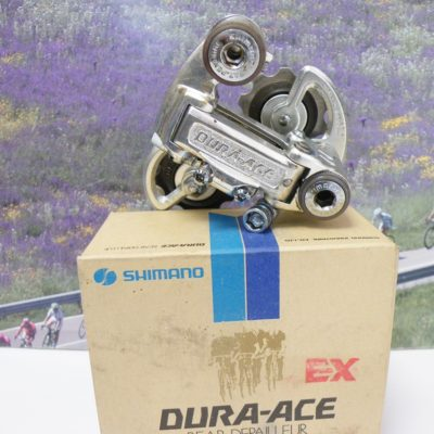 Shimano Dura Ace EX rear derr. 7100 , early 80's model