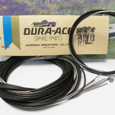 Shimano dura ace downtube shift cable 150cm lenght .