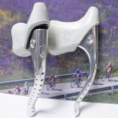 Campagnolo model super record brake levers