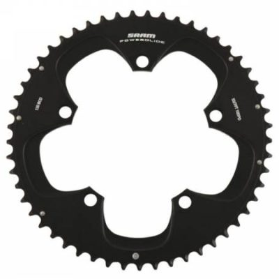 Sram red black chainring 53 130BCD