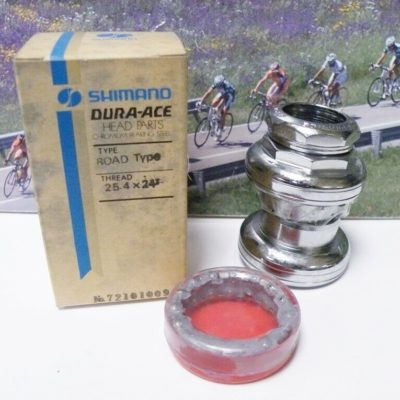 Shimano steel  Dura Ace 1 inch English threaded headset