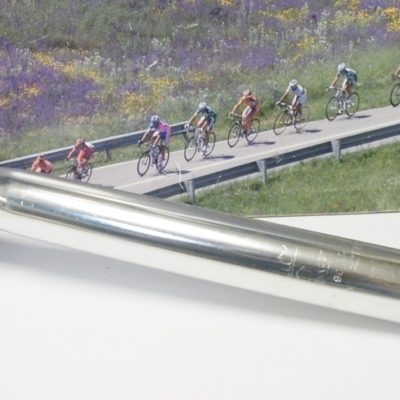 Seatpost polished 28.8mm