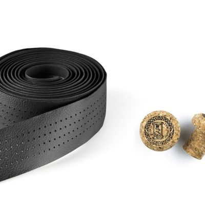 Sella Italia Leggenda black handle bar tape leather
