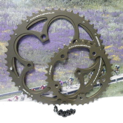 Campagnolo XPSS  chainring set BCD110 52-36