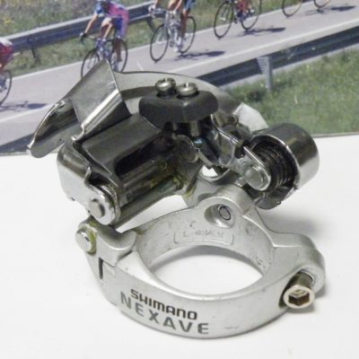 Shimano Nexave front mech. 34.9mm