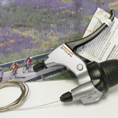 Shimano nexus 7sp. shifter-brake lever 7S45