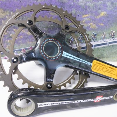 Campagnolo Comp Ultra 11 speed crankset 36-52