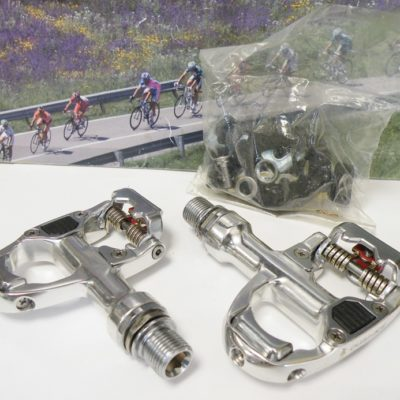 Shimano Dura Ace PD-7700 pedals 25th. Anniversary