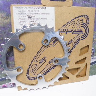 TA BCD74 chainring 32