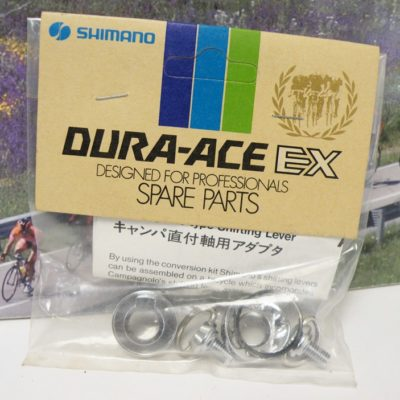 Shimano Dura Ace EX convertion kit for campagnolo .