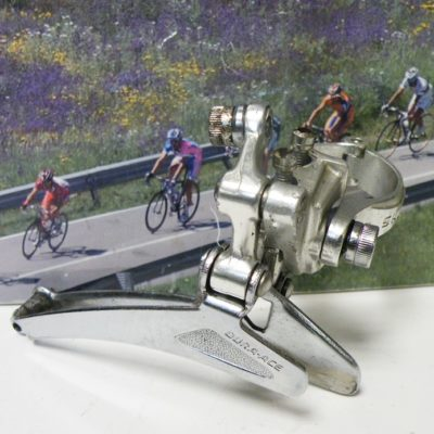 Shimano USED Dura Ace 7200 front mech.