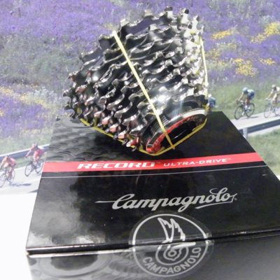 Campagnolo Record 13-23 cassette 8 speed