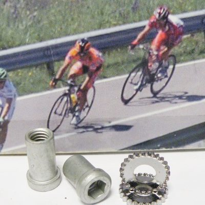 Campagnolo recessed brake bolts with washers