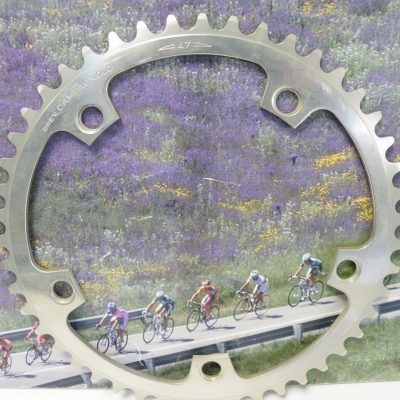 Campagnolo 47 chainring BCD144