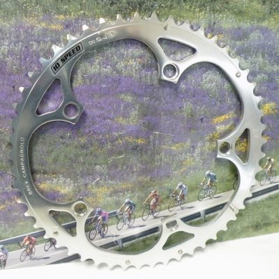 Campagnolo Chorus-Record chainring BCD135 52t.