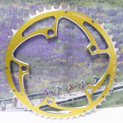 Stronglight chainring BCD130 51 , 9/10speed