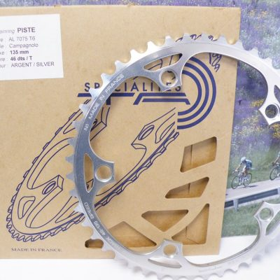 TA-specialites pista chainring 46 BCD135 , for 1-1/8 chain