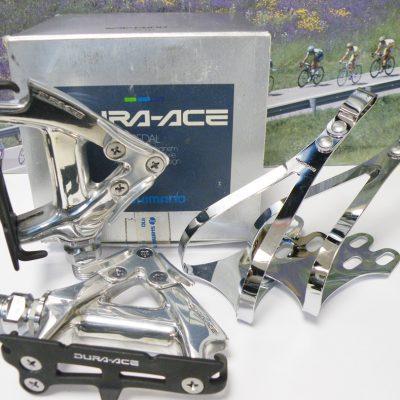 Shimano Dura Ace 7400 pedals