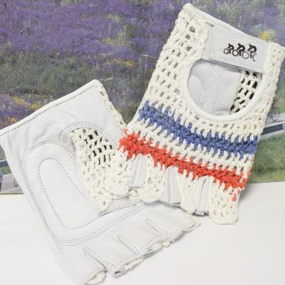 Cotton cycling gloves size XL