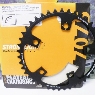 Stronglight BCD110 chainring 11 speed 42