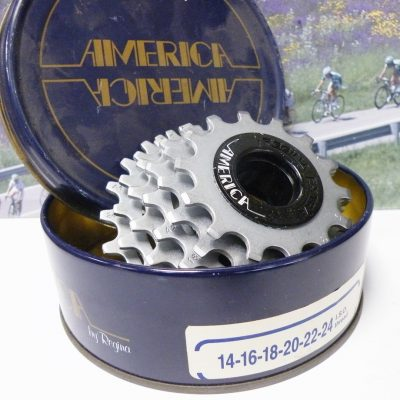 Regina Extra , 6 speed freewheel 14-24