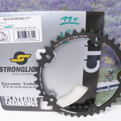 Stronglight BCD135 chainring 11 speed 39 for campagnolo